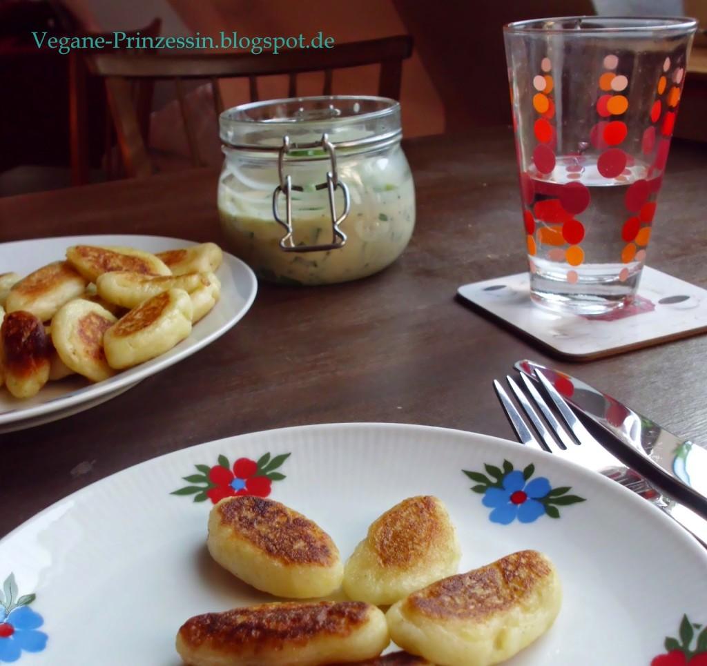 Schupfnudeln - vegan & ohne Kochen