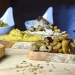 Vorspeisenvarianten 2 – Die Frischkäse-Kräutercreme