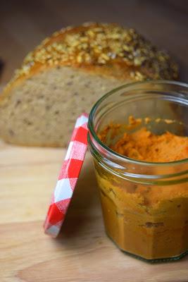günstiger, einfacher, schneller Tomaten-Aufstrich