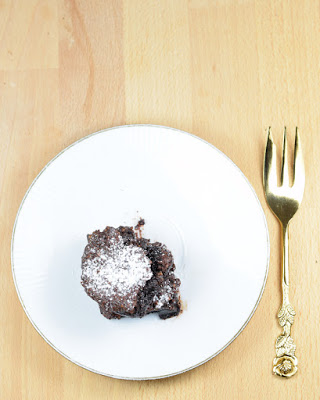 Saftig-feuchte Rote-Bete-Brownies (vegan, gf)