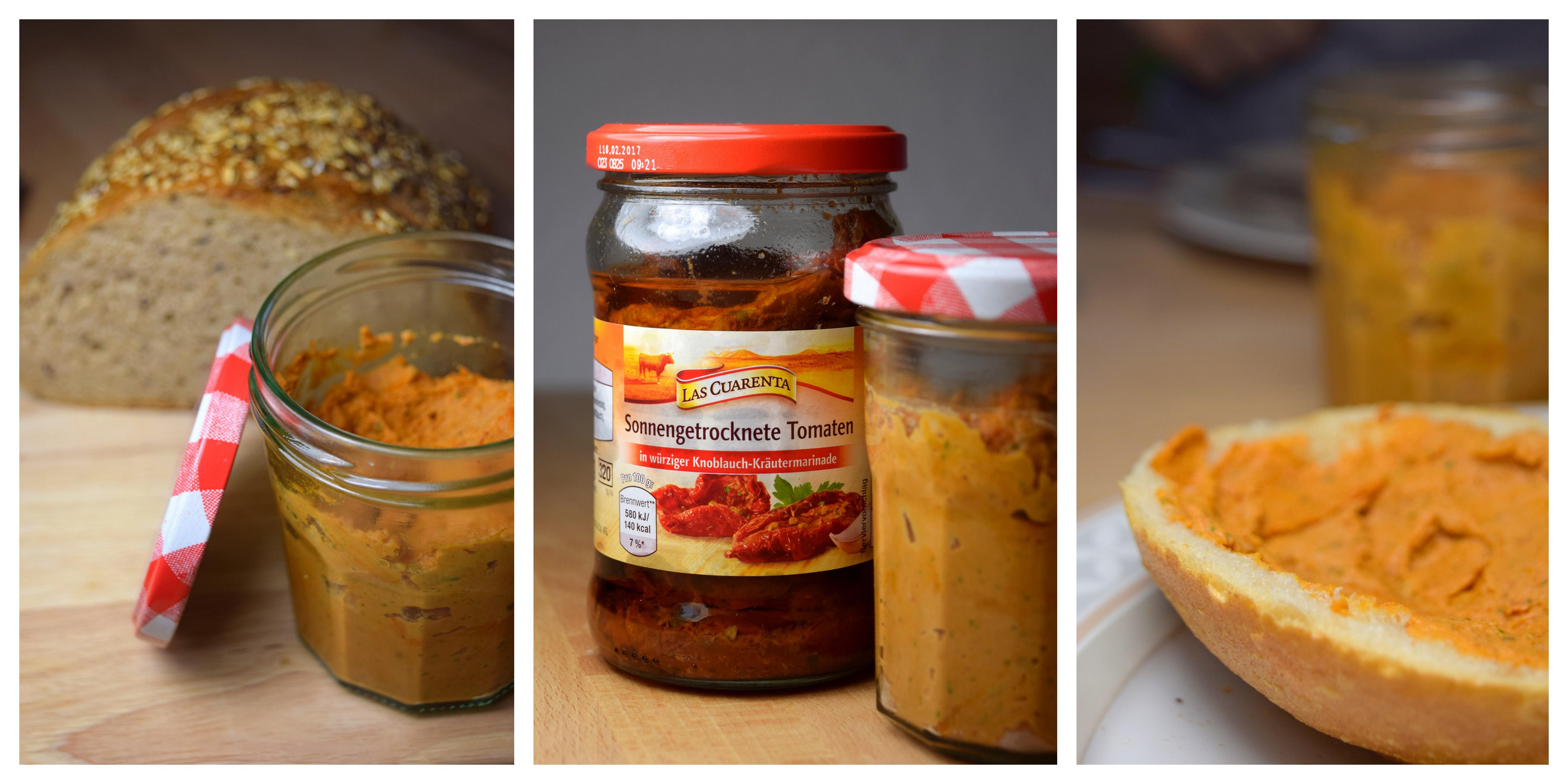Cremig-pikanter Tomatenaufstrich (Arrabitom)