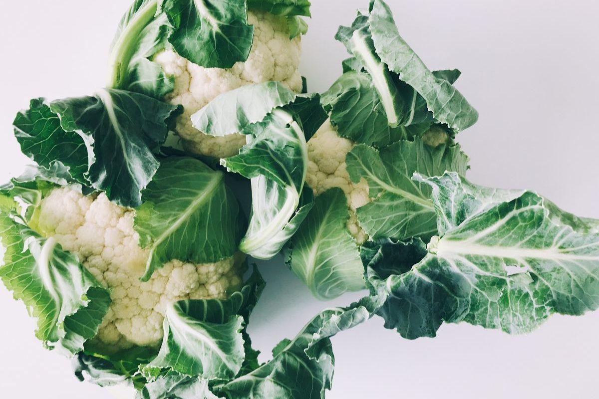 Blumenkohlblätter - aromatisch und lecker