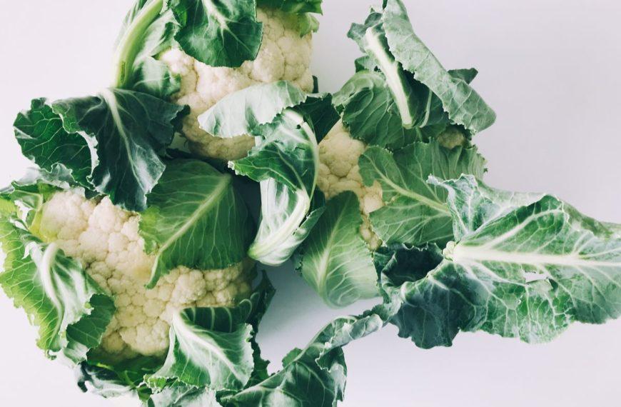 Viel zu schade zum Wegwerfen: Blumenkohlblätter
