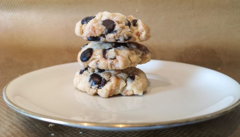Schoko-Cookies (American Cookies) vegan